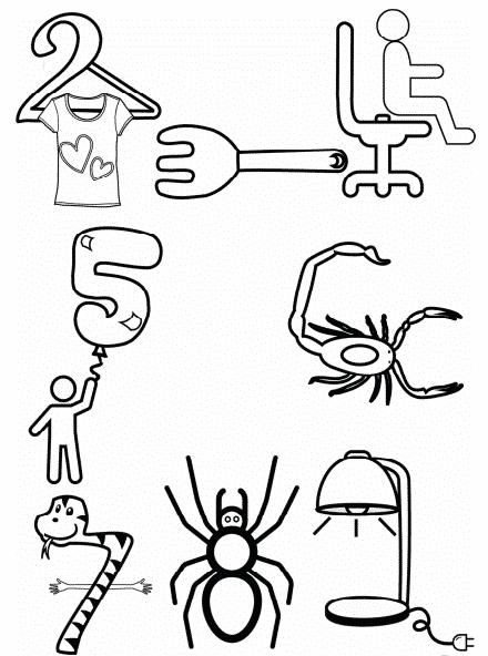 images mentales des réglettes cuisenaire