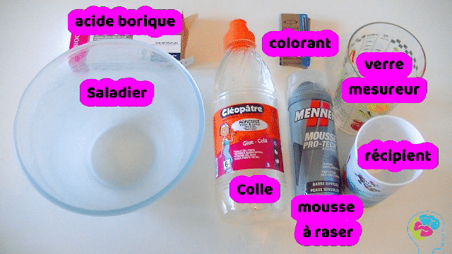 Comment Faire De La Slime Fluffy Apprends Moi Autrement