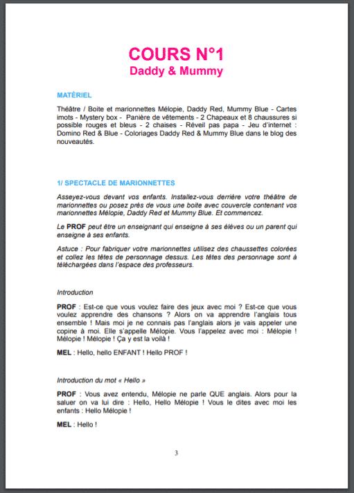 PDF d'accompagnement