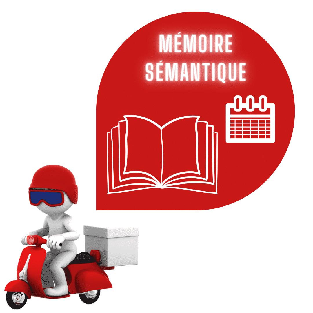 mémoire sémantique