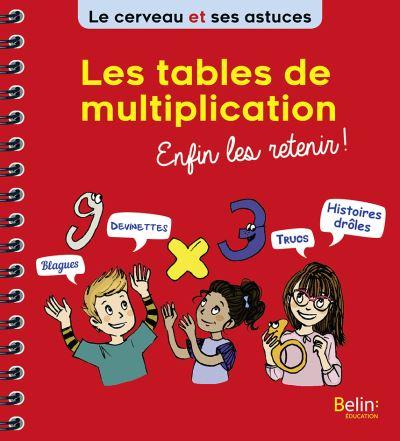 livre les tables de multiplication
