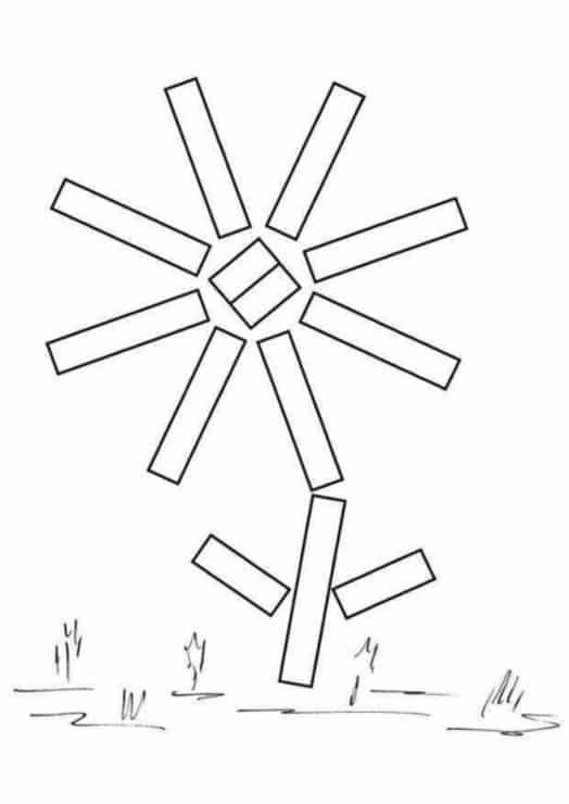 Fiches de construction avec les réglettes Cuisenaire