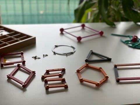 figures planes géométriques