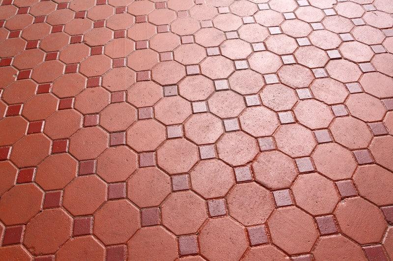 pavage octogone - figure geometrique